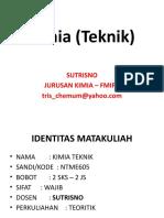 Silabus Kimia_utk Teknik Mesin 2014