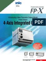 Plc Panasonic Fpx Ing