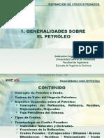 Curso RCP. T1. GENERALIDADES SOBRE EL PETROLEO.pps