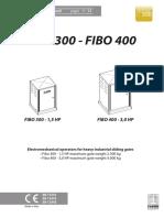 Istr Fibo300-Fibo400 Gb