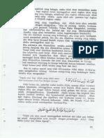 005. Minhajul Abidin Tanjakan Ke Tiga Awaiq (Penghalang) Bagian 2