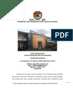 EVALUASI DIRI PRODI PGSD FIX.docx
