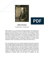 Albert Einstein Biography by Wikipedia.docx
