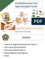 04. Slide Ibu Gita - Penatalaksanaan Gizi Pada Penyakit Tiroid.ppt (1)