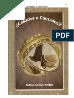 Casados o Cansados- EnCUADERNADO