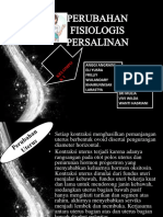 KLP 1 Perubahan Fisiologis Persalinan