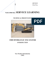 330D Hydraulic Excavator Caterpillar