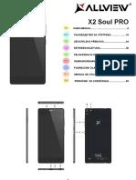 Allview - X2 Soul Pro. Manual de Utilizare