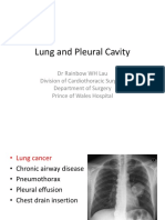 Introduction to Management of Pneumothorax, Chest Drains & Boxes
