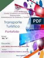 Caratula Transporte Turístico