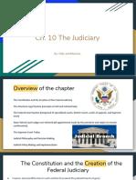 ap gov ch 10 the judiciary  1