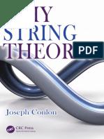 [Conlon, J.] Why String Theory