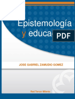 Epistemologia y educacion-José Gabriel Zamudio Gómez.pdf