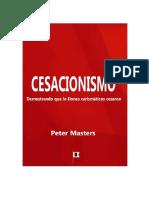 CESACIONISMO.PETERMASTERS.pdf