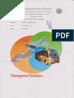 Concepto de Transporte Turistico, Historia, Importancia, Caracteristicas , Factores, Tipos de Servicio