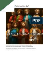 Existen los Apóstoles Hoy día Apologetica.docx