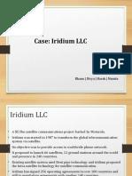 irridium