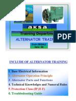Alternator Training