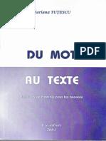 du mot au texte.pdf