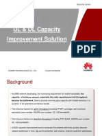 UMTS UL DL Capacity Improvement Solution 007