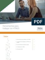 Herramientas Para Trabajar Con HTML5