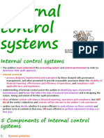 BBFD 2014 LEC 14- Internal Control Systems