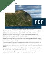 """Chile, """"La Cruz de Cabo Froward (Magallanes)"""""""
