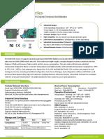 Indtu332 Series Specification v2.2
