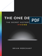 Brian Merchant - The One Device