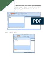 Process for Nemo Handy and Nemo Analyze to IBwave