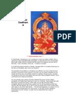 Femail Ganesha