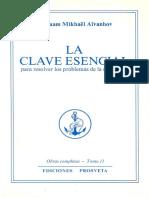 la clave esencial para resolver los problemas de la existencia.pdf