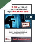 eBook 7 Dosa Besar MBA New