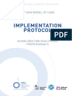 IDF GDM MODEL OF CARE IMPLEMENTATION PROTOCOL GUIDELINES FOR HEALTHCARE PROFESSIONALS BY DIABETESASIA.ORG