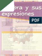ÁLGEBRA Y SUS EXPRESIONES