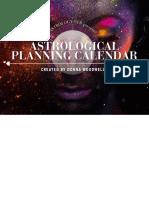 AstrologyHub Calendar 2017