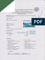 Investigación Folletos - Transportación Acuática Caribe-Mediterraneo