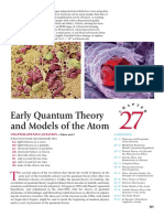Giancoli Ch 27 Early Quantum Theory and Models of the Atom