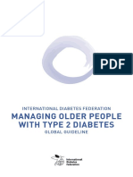 MANAGING OLDER PEOPLE WITH TYPE 2 DIABETES GLOBAL GUIDELINE BY DIABETESASIA.ORG