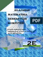 Pembelajaran Matematika Berbantuan Komputer