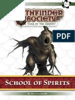 S07-05 School of Spirits