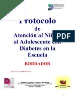 Protocolo Diabetes en La Escuela Borrador 01