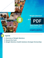 Overview of Weight Watchers