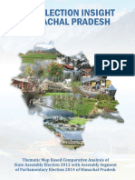 PRE - ELECTION INSIGHT HIMACHAL PRADESH - Ebook, Print Book, Web Access by Datanet India