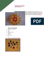 Martisoare - Tehnica Quilling Si Origami