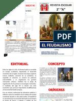 Revista Sobre El Feudalismo