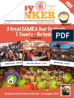 CAMRA Derby Drinker SEPTEMBER OCTOBER 2017