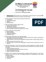 ACUTE RESPIRATORY FAILURE quiz.docx