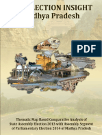 PRE - ELECTION INSIGHT MADHYA PRADESH - eBook, Print Book, Web Access by Datanet India