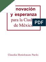 Innovación y Esperanza Para La Ciudad de México